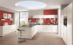 Moderna kuhinja za male prostore