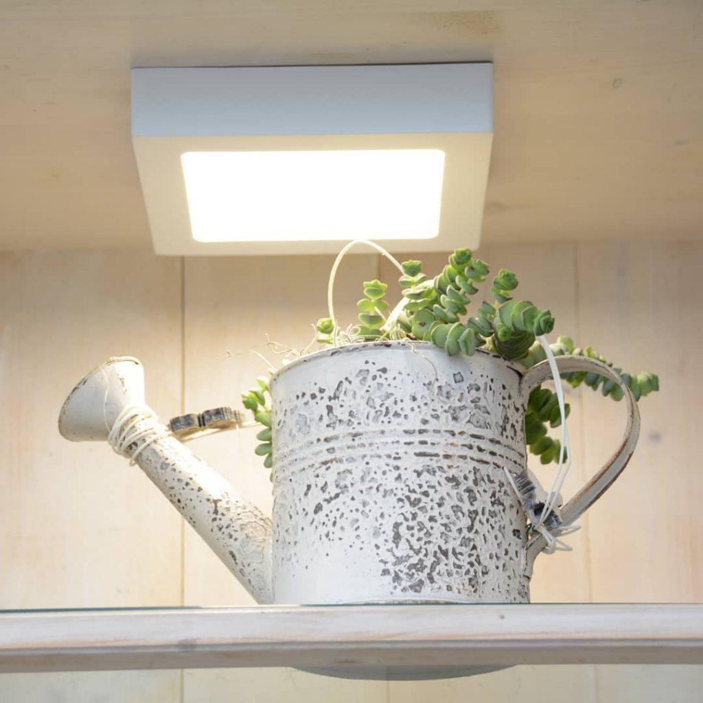 Notranja stenska in stropna LED svetila