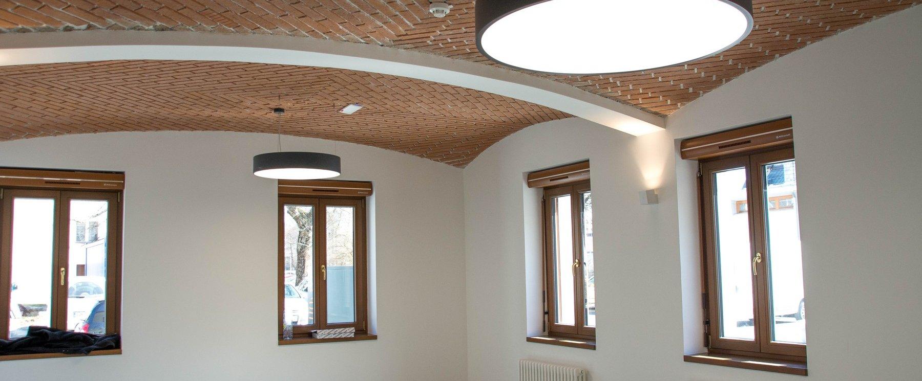 Stropna vgradna LED svetila